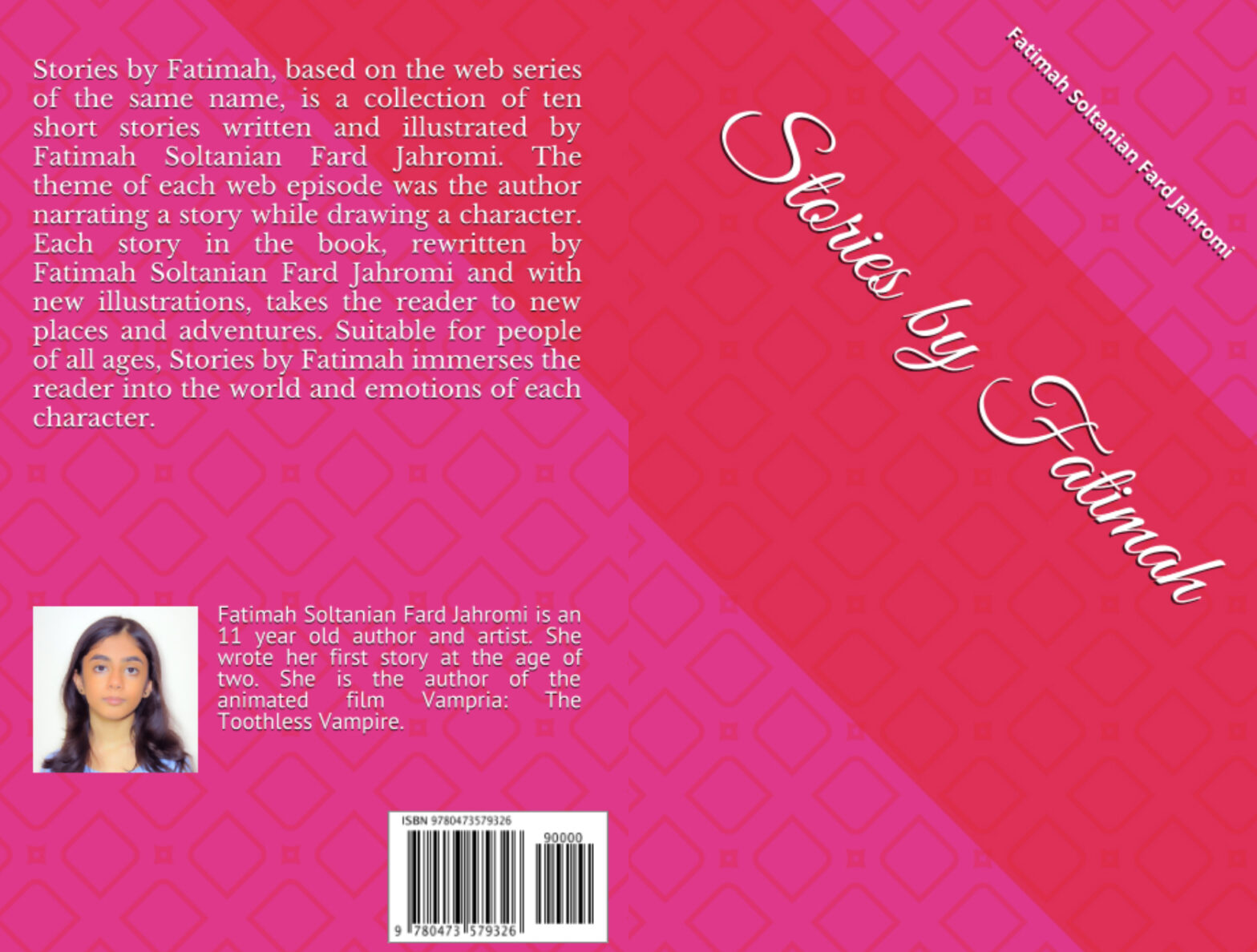Stories By Fatimah by Fatimah Soltanian Fard Jahromi