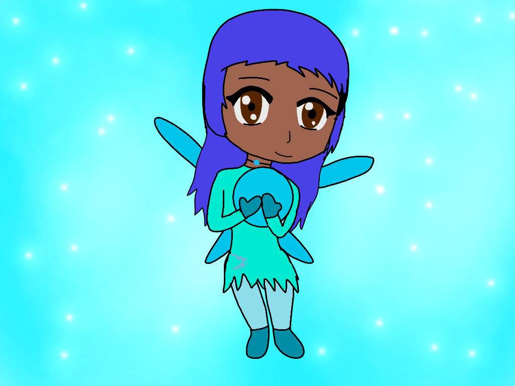Fairy Girl by Fatimah Soltanian Fard Jahromi