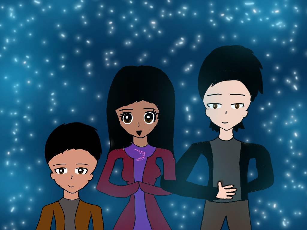 Family by Fatimah Soltanian Fard Jahromi